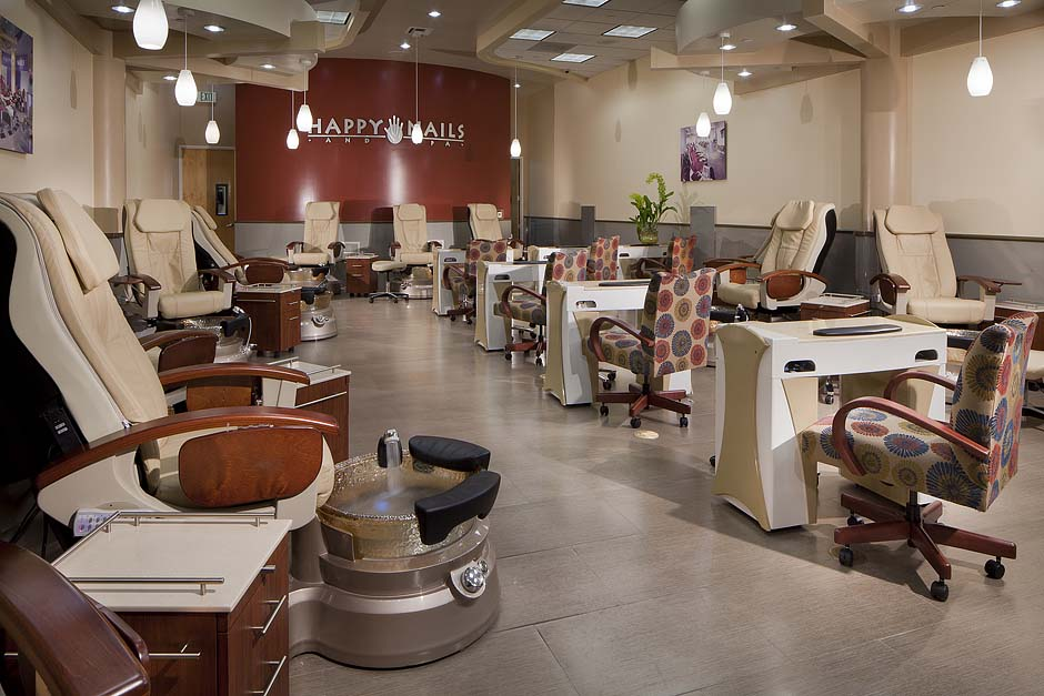 Gallery happy nails nails and spa salons for Salon spa 2
